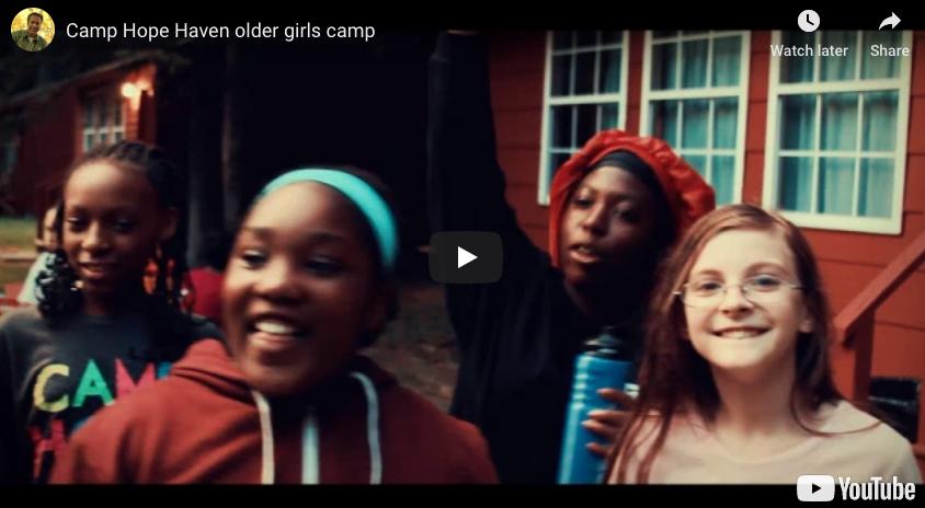 Camp Hope Haven Older Girls Camp